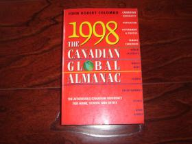the Canadian Global Almanac 1998 (加拿大全球年鉴1998) 英文原版