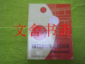 INTERIOR DESIGN ILLUSTRATED second edition 英文版
