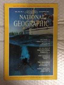 NATIONAL GEOGRAPHIC VOL.162,NO.3 SEPTEMBER 1982