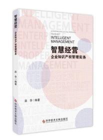 智慧经营:企业知识产权管理实务