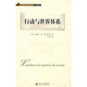 世界政治与国际关系译丛.学术名著系列—行动与世界体系