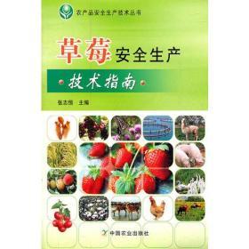 农产品安全生产技术丛书:草莓安全生产技术指南