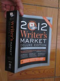 2012 Writer's Market Deluxe Edition   (详见图)