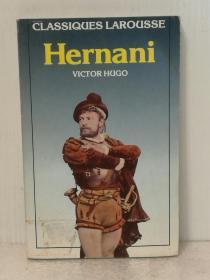 维克多·雨果:埃尔纳尼 Victor Hugo:Hernani (经典名著/戏剧) 法文原版书