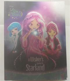 平装 a wishers guide to starland  一个许愿者的星际指南