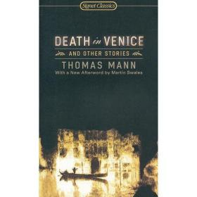 WW9780451530325微残-英文版-Death in Venice and Other Stories