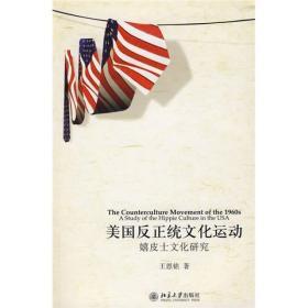 美国反正统文化运动:嬉皮士文化研究