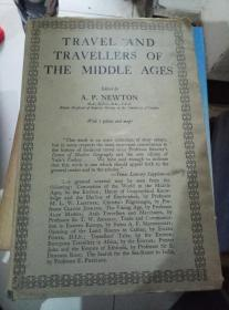 travel and travellers of the middle ages 16开精装布面