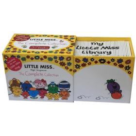 Little Miss 37-copy Complete Set 妙小姐37册全集