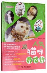 我的宠物书:人气猫咪养成计