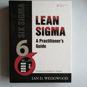 Lean SIGMA:A Practitioner Guide    (英文原版,大16开硬精装)