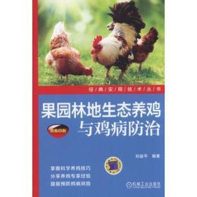 果园林地生态养鸡与鸡病防治