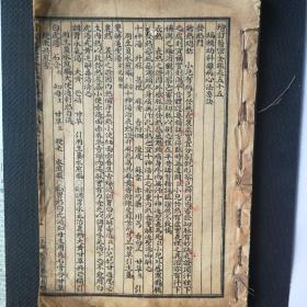 《增订医宗金鉴》五十五卷(编辑幼科杂病心法要诀)、五十六(豆疹)、五十七(豆疹)、五十八(豆疹)。