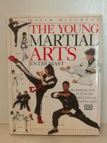 DK图解武术 The Young Martial Arts Enthusiast ( 体育 ) 英文原版书