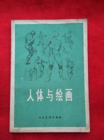 人体与绘画(内部发行)