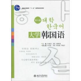 大学韩国语:第六册