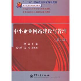 中小企业网站建设与管理(第2版)