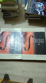 CHLCULUS第1.2册【英文原版】【2册合售】