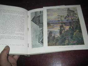 苏联风景画家罗日杰斯特温斯基(俄文) 内页有一页脱落品如图馆藏   货号4-8