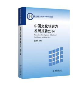 中国文化软实力发展报告2014