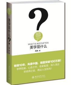 二手美学是什么-人文社会科学是什么 周宪 北京大学出版社9787301258965r