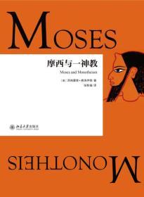 摩西与一神教(精)