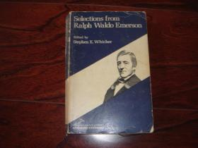 selections form ralph waldo emerson【英文原版】