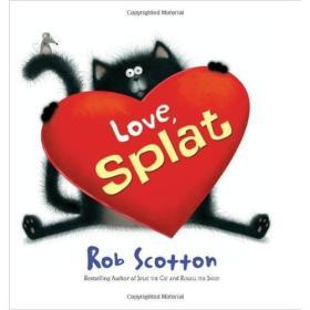LoveSplat啪嗒猫系列:我好喜欢她美国国际阅读