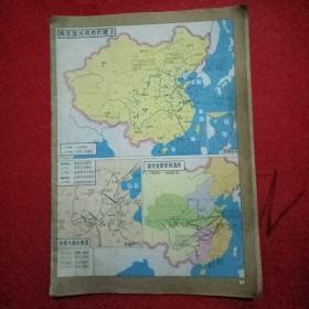 历史地图   80年代
