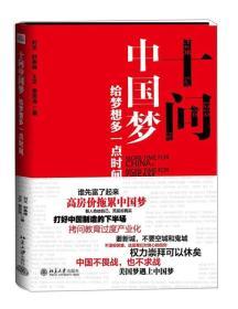 十问中国梦:给梦想多一点时间