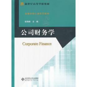 公司财务学