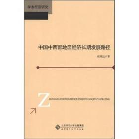 中国中西部地区经济长期发展路径