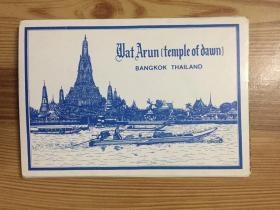 Wat Arun(temple of dawn) Bangkok Thailand