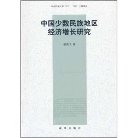 中国少数民族地区经济增长研究