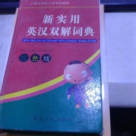 新实用英汉双解词典