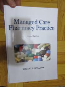 Managed Care Pharmacy Practice      (详见图)
