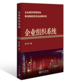 企业组织系统