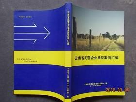 云南省民营企业典型案例汇编