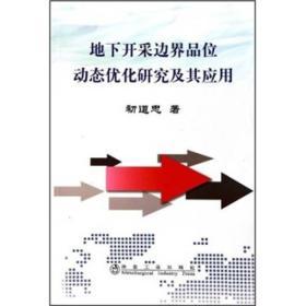 地下开采边界品位动态优化研究及其应用