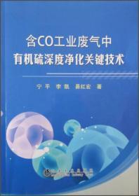 含CO工业废气中有机硫深度净化关键技术