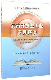云南开放型工业发展研究
