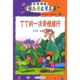 中国儿童文学名著:丁丁的一次奇怪旅行