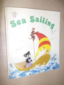 中国童话——小鸭和朋友去航海(英文版