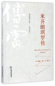 傅雷译文集(传记卷)-米开朗琪罗传