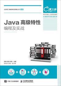 二手Java高级特性编程及实战肖睿人民邮电9787115474131