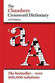 Chambers Crossword Dictionary