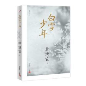 林清玄作品:白雪少年(2017年新版)