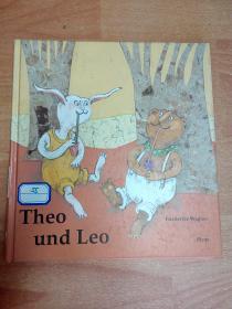 德文原版书:Theo und Leo 提欧和里欧(16开精装)