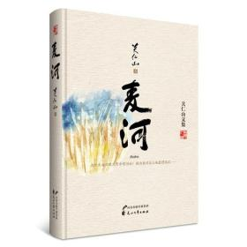 关仁山文集-麦河(精装)