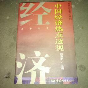 中国经济热点透视